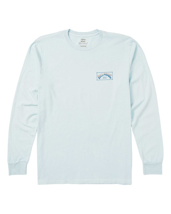0 Arch Box Long Sleeve T-Shirt  MT43SBAB Billabong