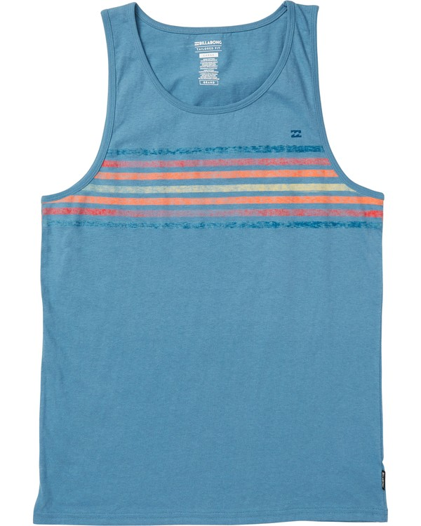 0 Spinner Tank Logo Tank  MT83SBTS Billabong