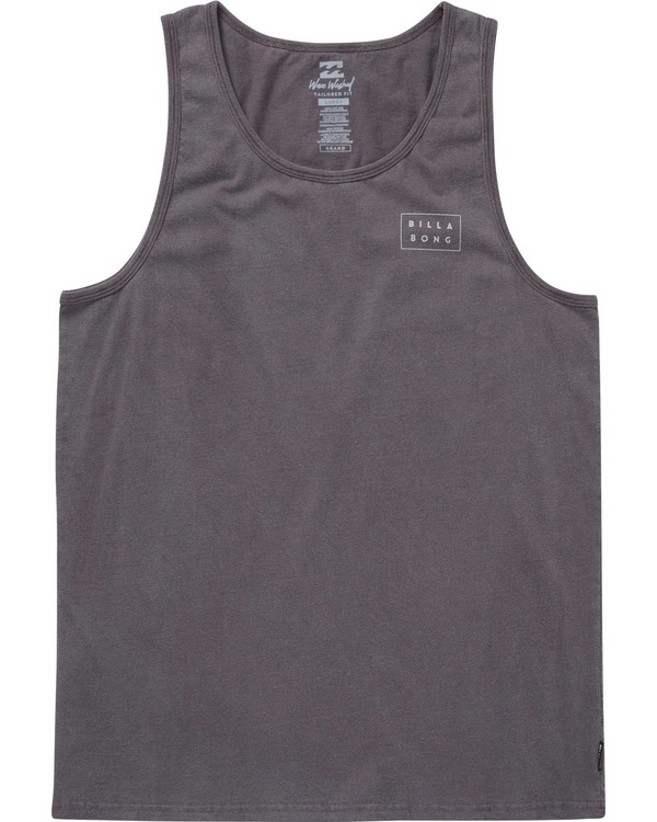 0 Die Cut Tank  MT84PBDI Billabong