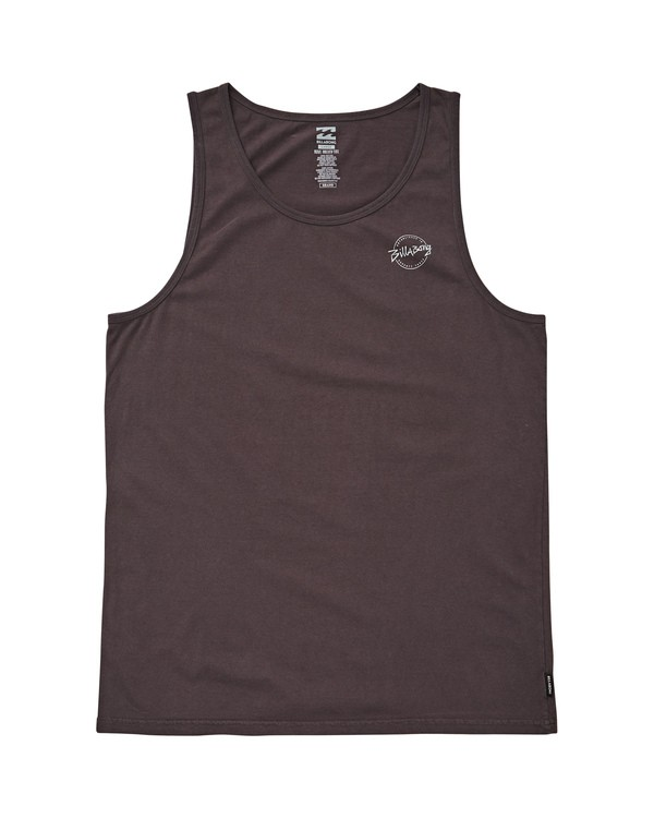 0 Eighty Six Tank Top Grey MT84TBEI Billabong