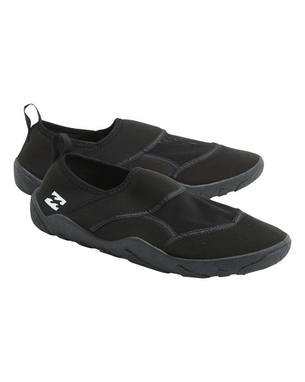 0 Rock Walker Wetsuit Boot Black MWBO3BKH Billabong