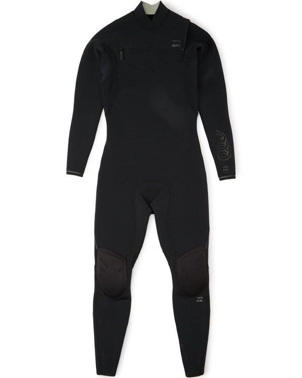 0 3/2 Black Album Furnace Comp Wetsuit  MWFU1BM3 Billabong
