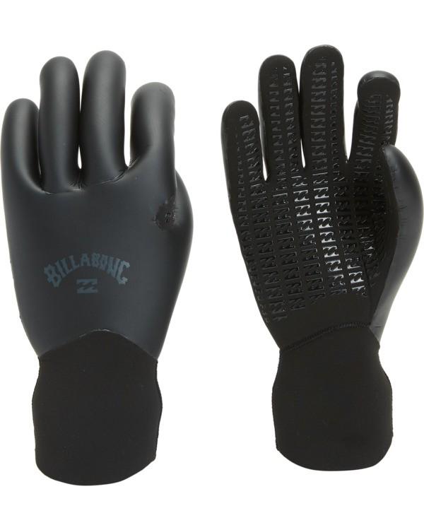 0 3mm Furnace Glove Black MWGL3BX3 Billabong