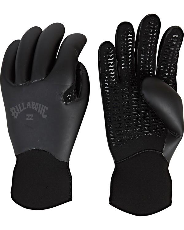0 3mm Furnace Ultra Glove Black MWGLVBX3 Billabong