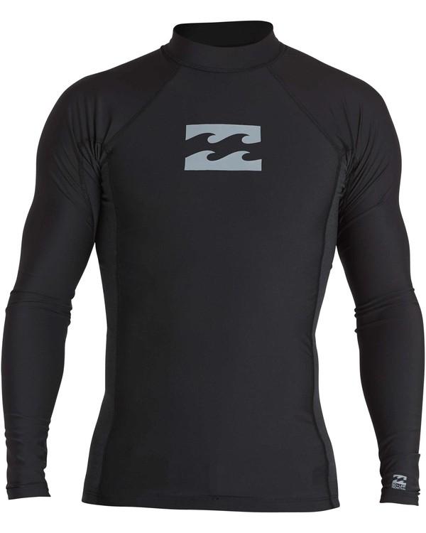 0 All Day Wave Long Sleeve Wetshirt  MWLYJICL Billabong