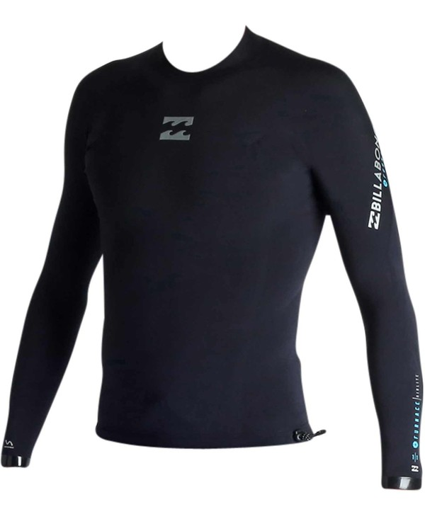 0 1mm Pro-Series X Long Sleeve Wetsuit Jacket  MWSHJPX1 Billabong
