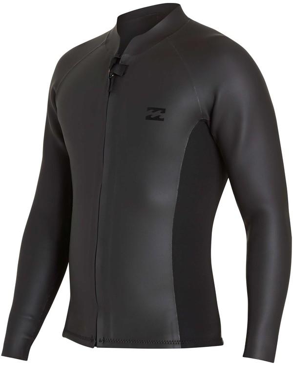 0 2mm Revolution Glide Skin Long Sleeve Jacket  MWSHNBG2 Billabong