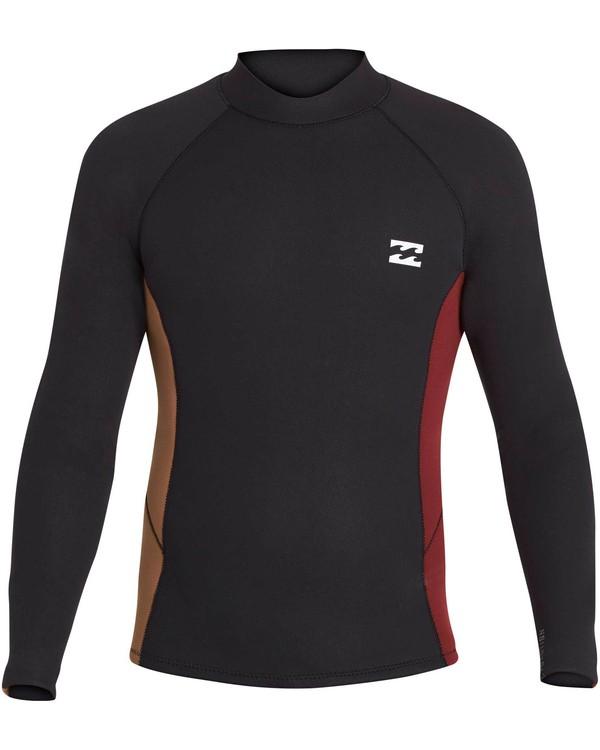 0 2mm Revolution Interchange Reversible Wetsuit Jacket  MWSHNBT2 Billabong