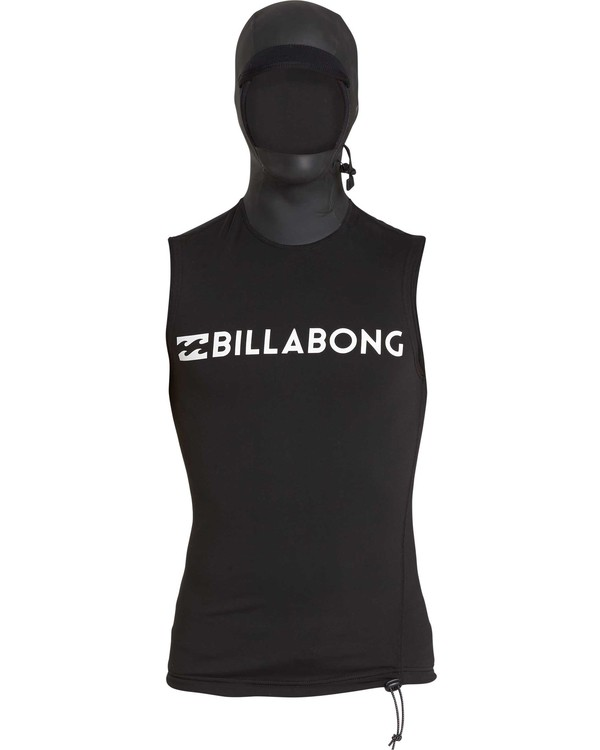 0 FURN THERMAL HD VEST Black MWSHQBFH Billabong