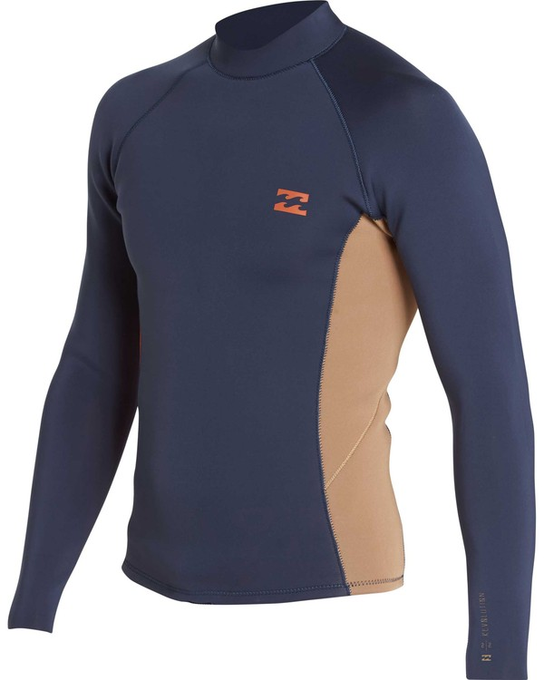 0 2/2 Revolution Interchange Jacket Grey MWSHQBT2 Billabong