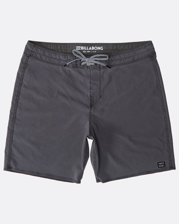 "0 All Day Ovd Pro 17"" Boardshorts Black N1BS19BIP9 Billabong"