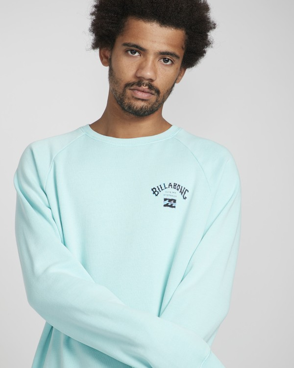 0 Archin Sweatshirt Grün N1CR03BIP9 Billabong