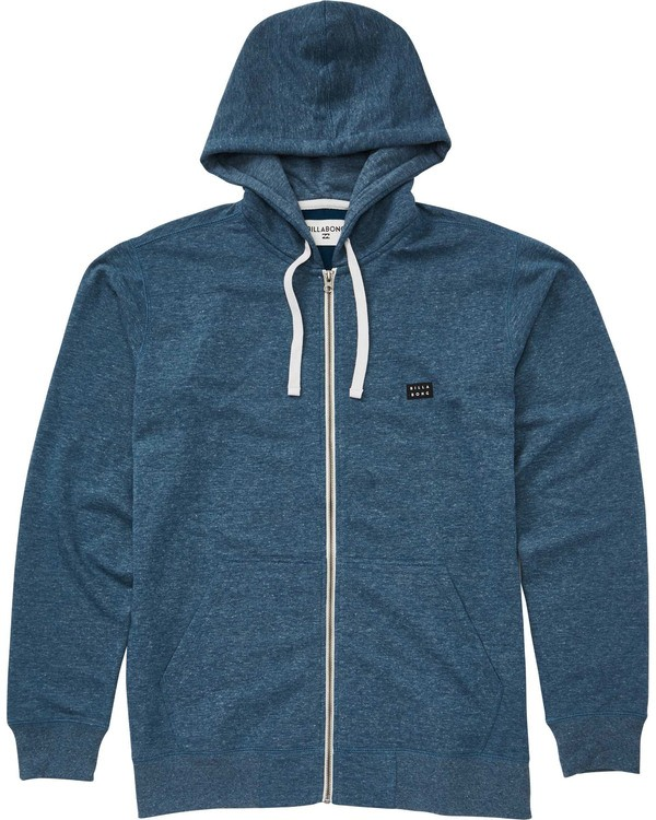 0 All Day Zip Blau N1FL09BIP9 Billabong
