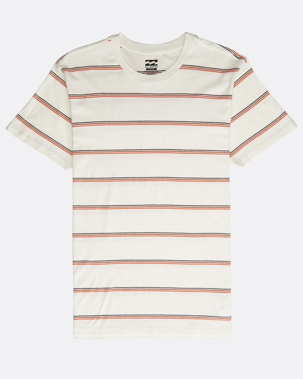 0 Die Cut Stripe Ss Cr Beige N1JE09BIP9 Billabong
