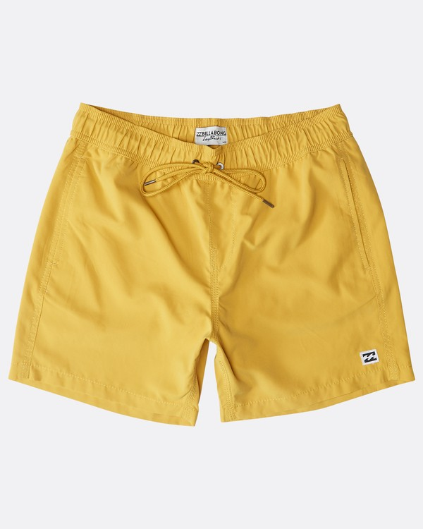 "0 All Day Laybacks 16"" Boardshorts Silber N1LB01BIP9 Billabong"