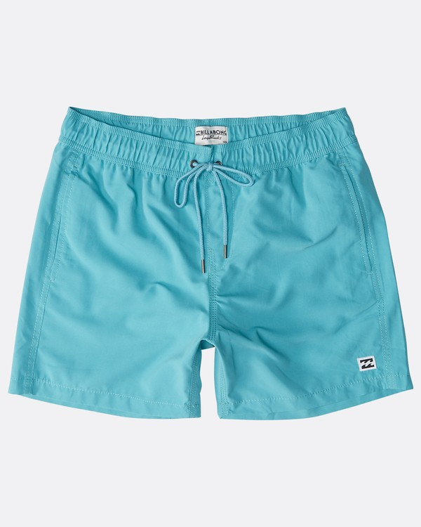 "0 All Day Laybacks 16"" Boardshorts Grün N1LB01BIP9 Billabong"