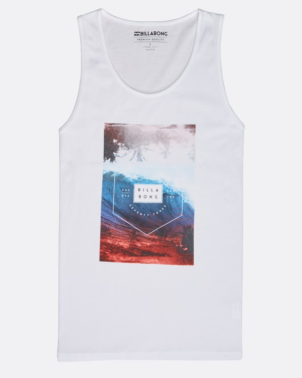 0 Section Tank Weiss N1SG04BIP9 Billabong