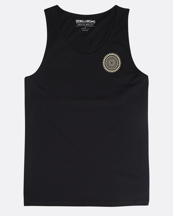 0 Spirit Walker Tank Schwarz N1SG09BIP9 Billabong