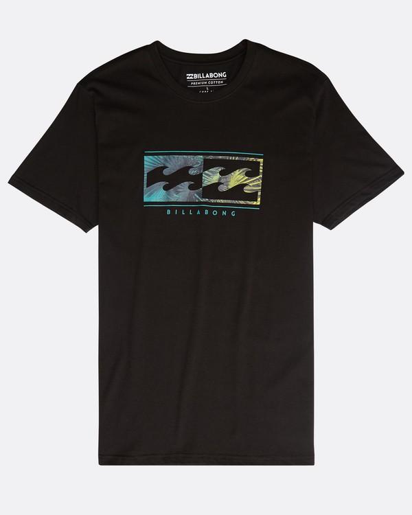 0 Inversed T-Shirt Negro N1SS08BIP9 Billabong