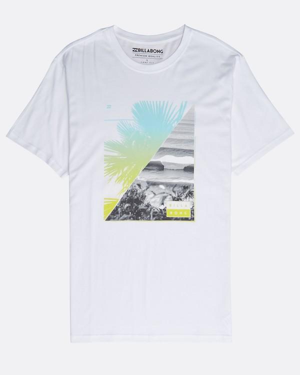 0 Chill Out T-Shirt Weiss N1SS09BIP9 Billabong