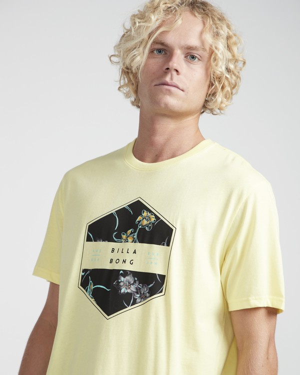 0 Access T-Shirt Gelb N1SS18BIP9 Billabong