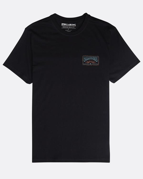 0 Deadhead T-Shirt Negro N1SS25BIP9 Billabong