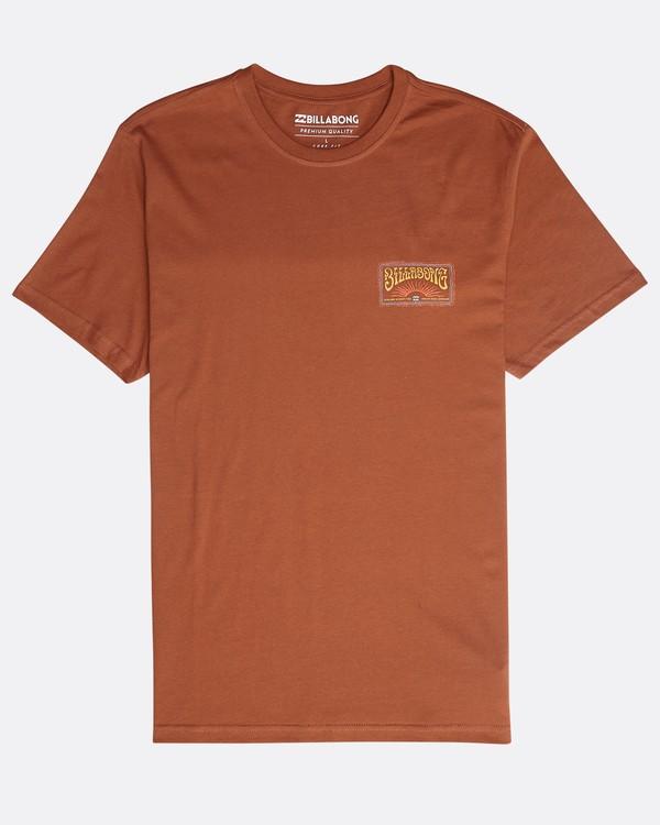 0 Deadhead T-Shirt Verde N1SS25BIP9 Billabong