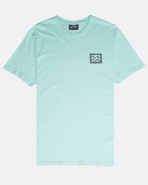 0 Nairobi T-Shirt Verde N1SS28BIP9 Billabong