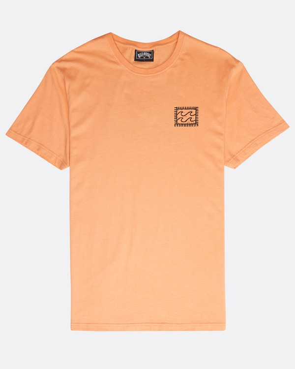 0 Nairobi T-Shirt Orange N1SS28BIP9 Billabong