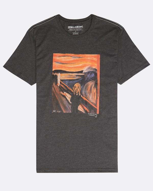 0 Pumping T-Shirt Black N1SS35BIP9 Billabong