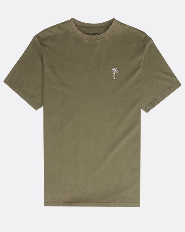 0 Snake On A Palm T-Shirt  N1SS37BIP9 Billabong