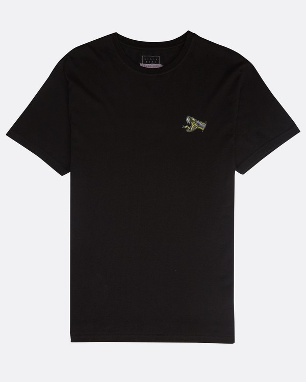 0 Hourglass T-Shirt Negro N1SS42BIP9 Billabong