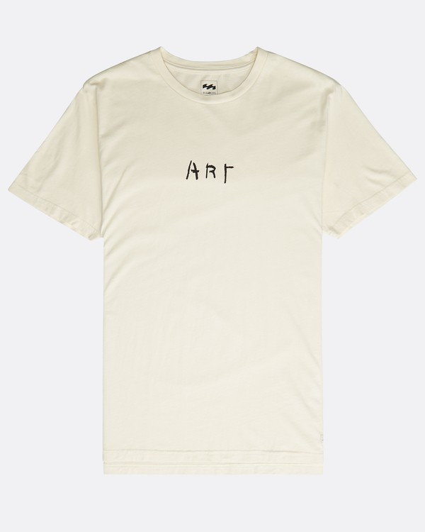 0 Art T-Shirt Marron N1SS53BIP9 Billabong