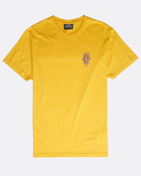 0 Archfiret-Shirt Yellow N1SS61BIP9 Billabong