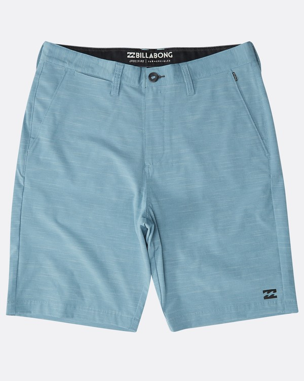 0 Crossfire X Slub Submersibles Shorts Blau N1WK02BIP9 Billabong