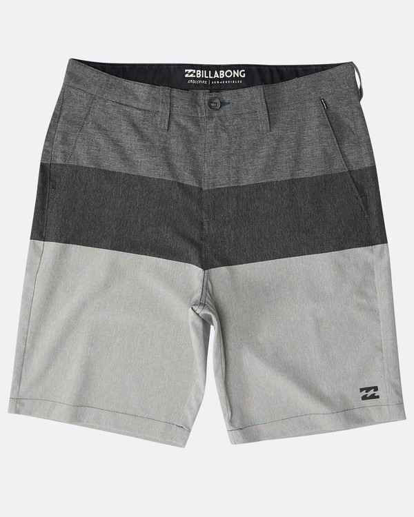 0 Crossfire X Airlite Submersibles Shorts Grau N1WK04BIP9 Billabong