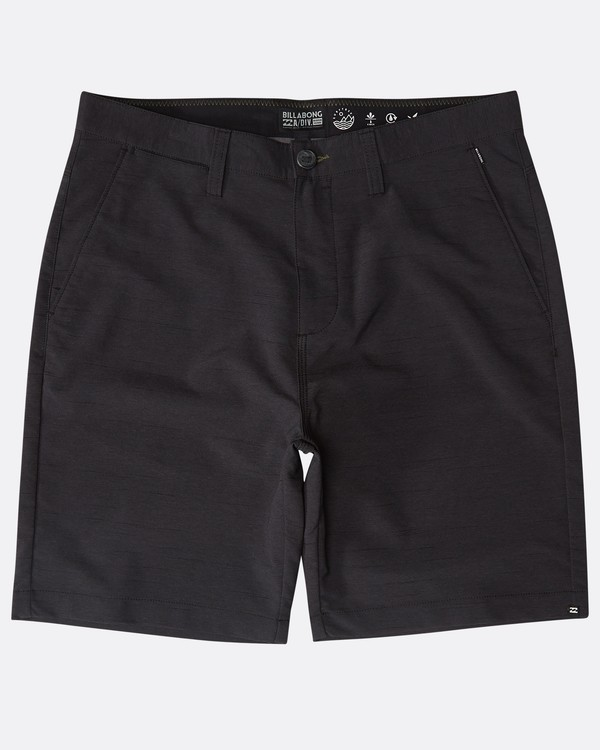 0 Surftrek Wick Submersibles Shorts Schwarz N1WK06BIP9 Billabong