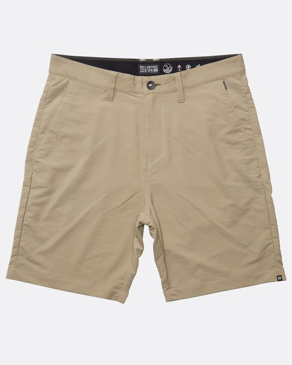 0 Surftrek Wick Submersibles Shorts Grün N1WK06BIP9 Billabong