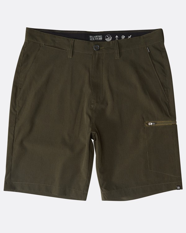 0 Surftrek Multicam Cargo Submersibles Shorts  N1WK07BIP9 Billabong