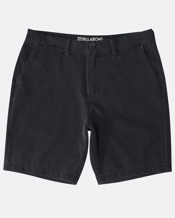 0 New Order X Ripstop Submersibles Shorts Schwarz N1WK09BIP9 Billabong