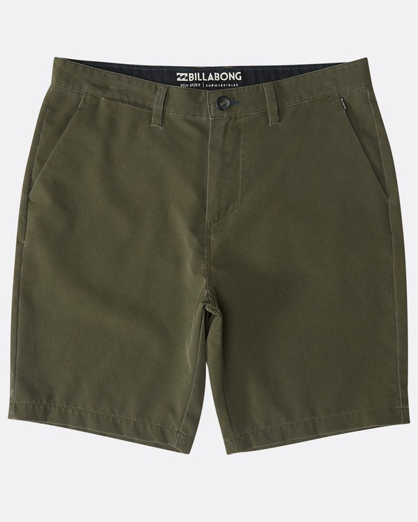 0 New Order X Ripstop Submersibles Shorts  N1WK09BIP9 Billabong
