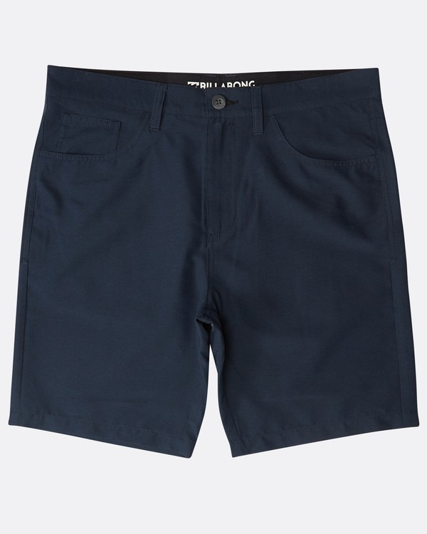0 Outsider Submersibles Shorts Blau N1WK11BIP9 Billabong