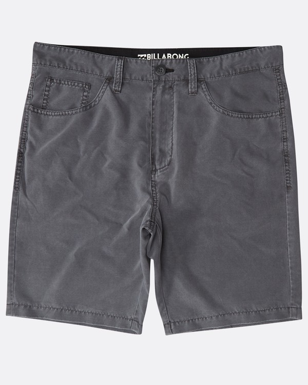0 Outsider Submersibles Shorts Grau N1WK11BIP9 Billabong