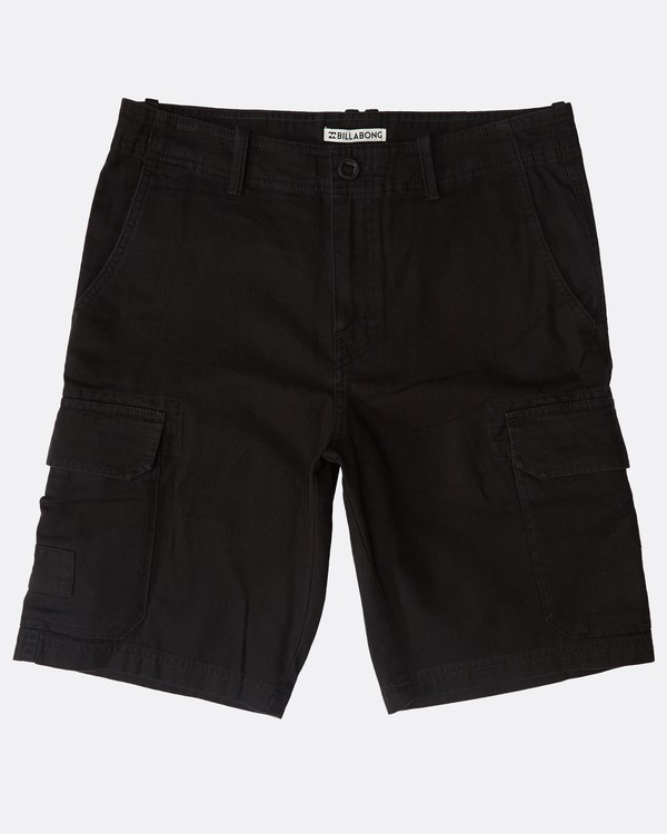 0 All Day Cargo Shorts Noir N1WK15BIP9 Billabong