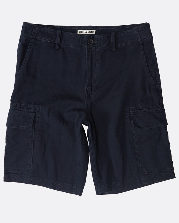 0 All Day Cargo Shorts Blau N1WK15BIP9 Billabong