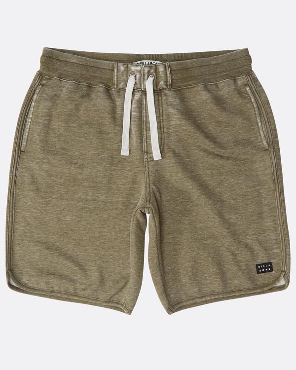 0 All Day Wave Washed Shorts  N1WK20BIP9 Billabong