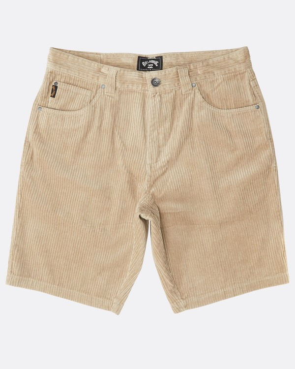 0 Bad Dog Shorts Grün N1WK22BIP9 Billabong