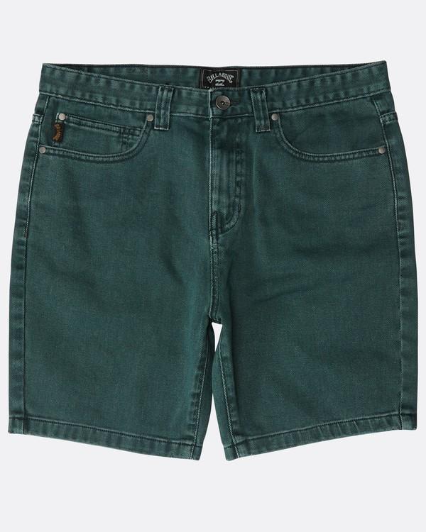 0 Fifty Shorts Vert N1WK24BIP9 Billabong