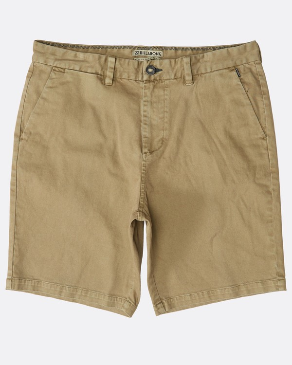 0 New Order Wave Wash Shorts Grau N1WK26BIP9 Billabong