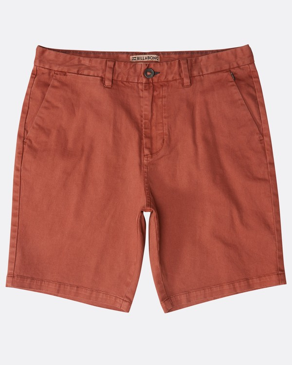 0 New Order Wave Wash Shorts Verde N1WK26BIP9 Billabong